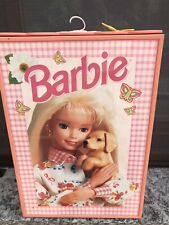 Armadio barbie anni 90