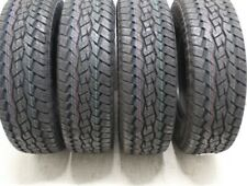 Kit di 4 gomme nuove 255/60/18 Toyo