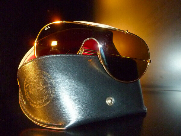 Occhiali da sole originali Ray Ban RB3184 Wings...