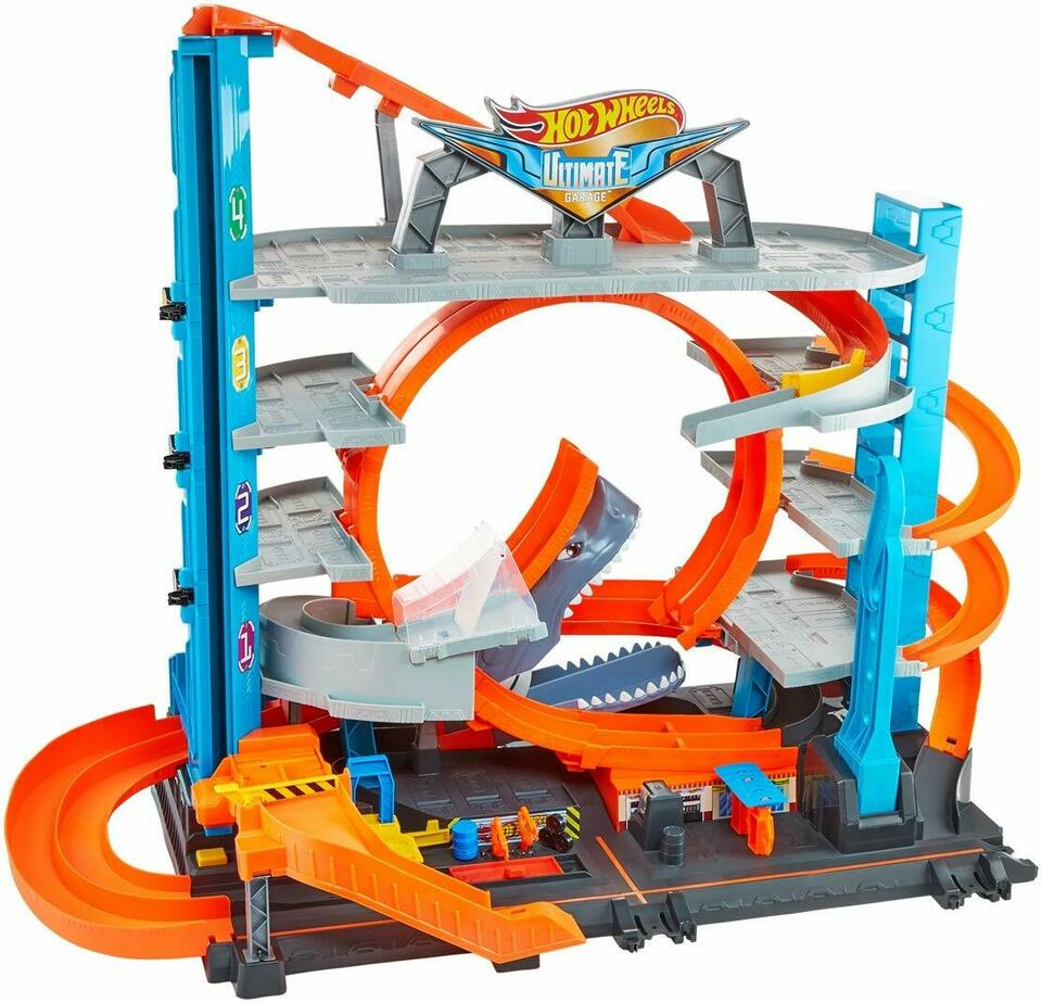 Hot Wheels Garage delle Acrobazie