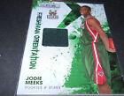 Jodie Meeks Basketball Trading Cards