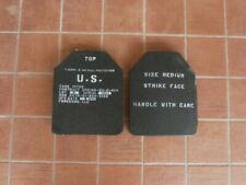 Us army - protection armour shell plates