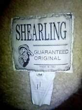 Shearling originale made in italy