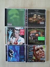 Cd rap hip-hop e rock