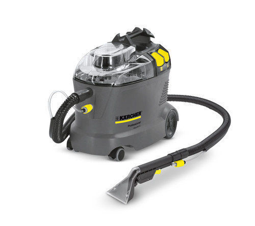 How to Use a Kärcher Carpet Cleaner