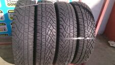 Kit di 4 gomme usate 235/75/15 Michelin