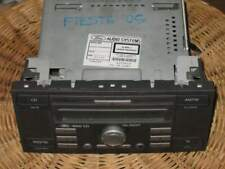 Autoradio CD 6S6118C815AJ Ford Fiesta Radio Ford TRANSIT Connect