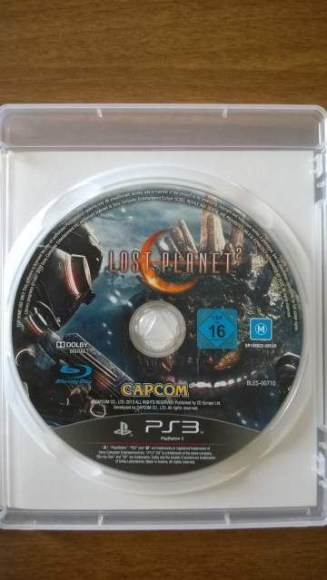 Lost Planet 2 PS3 3