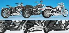 Scarichi freedom performance sharp curve radius h-d sportster