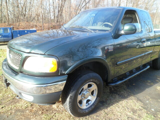 2002 ford f 150 4 door extra cab ebay. Black Bedroom Furniture Sets. Home Design Ideas