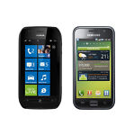 Nokia Lumia 710 vs Samsung Galaxy S
