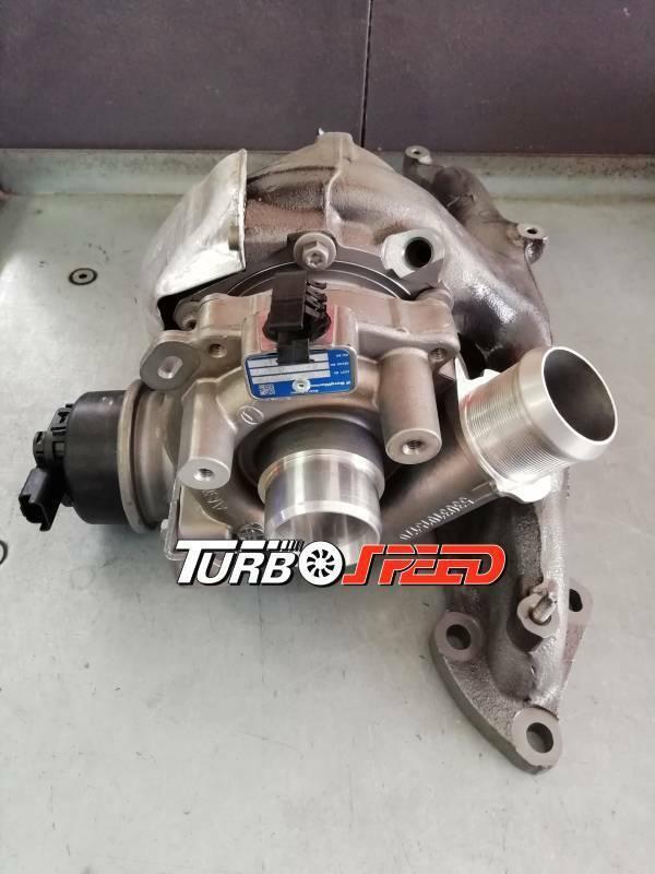Turbo Rigenerato Citroen Ford Peugeot 2.0 HDI 150cv