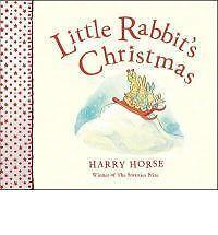 Little Rabbit's Christmas (Picture Puffin), Horse, Harry, Very Good Book