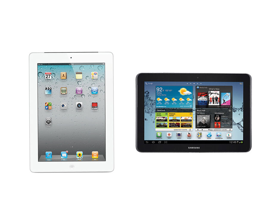 Samsung Galaxy Tab 2 vs. Apple iPad 2