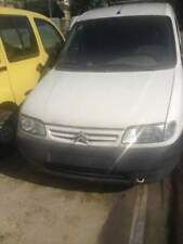 Vendo ricambi citroen berlingo