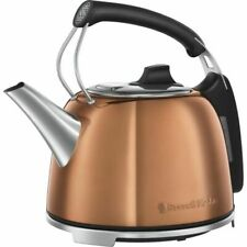 Bollitore Russell Hobbs 25861-70 K65 1.2L, iconico design vintage, ebo