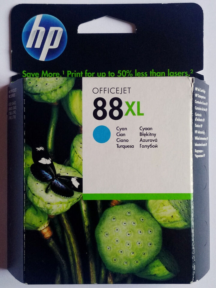 Cartucce Stampante HP OfficeJet 88xl colorate 2