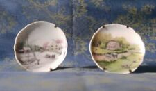 Limoges piatti miniatura porcellana doll dishes