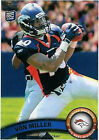 Topps Rookie Von Miller Football Trading Cards