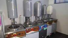 A lot of used ice cream machines by carpigiani & cattabriga