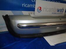 Mini one paraurti posteriore grigio argento (ag)