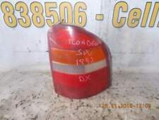 Ford mondeo '98 sw fanale posteriore dx ag