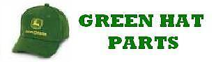 Green Hat Parts