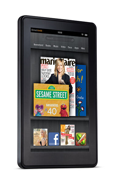 How to Use the Kindle Fire HD Camera