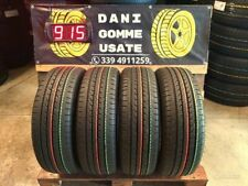4 Gomme Usate 215 60 17 ESTIVE 80/90% GOOD YEAR
