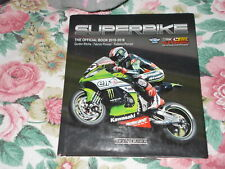Superbike the official book 2015 2016