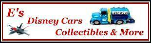 E's Disney Cars Collectibles n'MORE