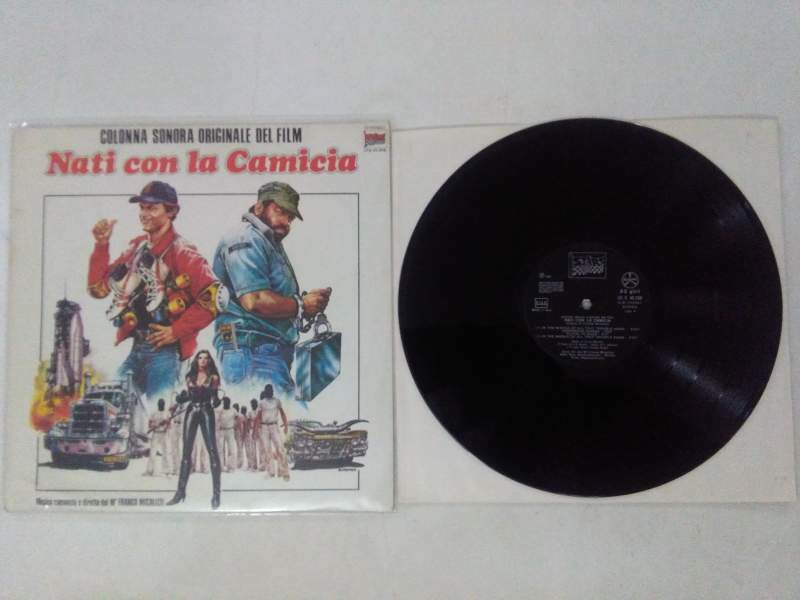 Bud Spencer & Terence Hill RARISSIMO LP originale