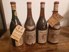 Bellissimo lotto di antiche bottiglie di Barolo