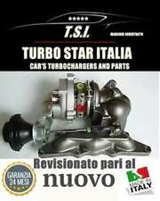Turbina, turbocompressore smart 700