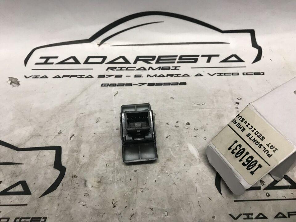 Tasto Interruttore 4 Frecce Fiat Sedici - Sx4 3743077J00 3
