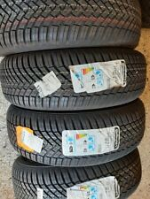 Kit di 4 gomme nuove 215/65/17 continental