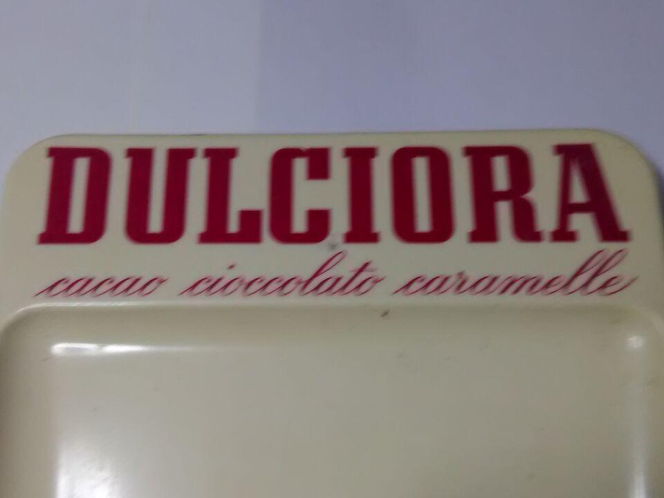 Rendiresto pubblicitario anni 60 in catalina DULCIORA vintage 2