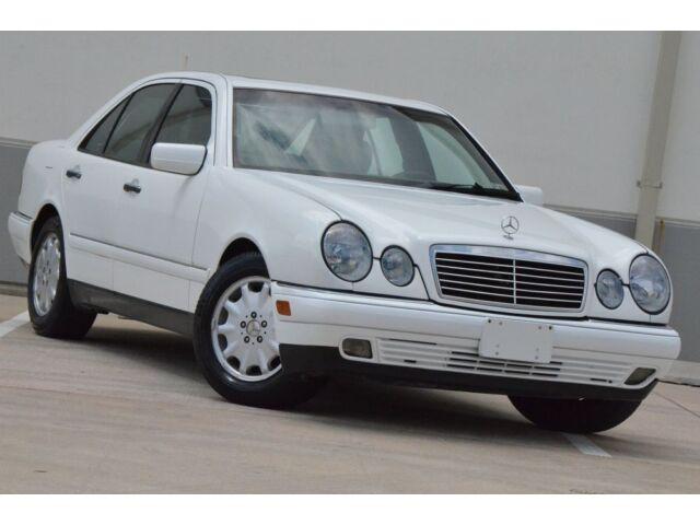 1998 mercedes benz e300 turbo diesel no reserve fresh for 1998 mercedes benz e300