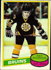 Rookie Ray Bourque Not Autographed Hockey Trading Cards