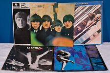 STOCK 10 Copertine LP Beatles e Vari Rock Covers ( Senza Vinile)