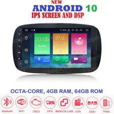 ANDROID autoradio navigatore Smart ForFour Smart Fortwo W453
