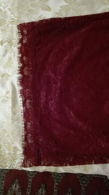 Vestito in pizzo yamamay 6