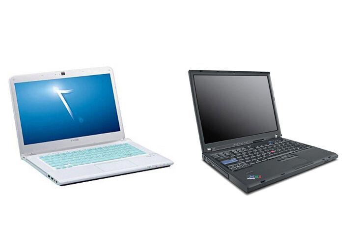 Sony VAIO i5 SVE14A15FGW vs. Lenovo T60