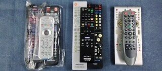New and Used Remotes