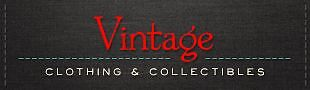 Vintage Clothing and Collectibles