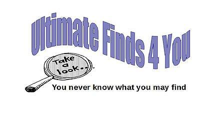 Ultimate Finds 4 You