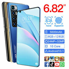 NUOVO 6,82'' pollici Android 10.1 5G DualSIM 10 CO