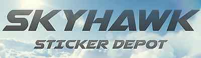 Skyhawk Sticker Depot