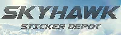 Skyhawk Sticker Depot