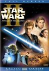 Star Wars Episode II: Attack of the Clones (DVD, 2002, 2-Disc Set, Full Frame; Special Edition)